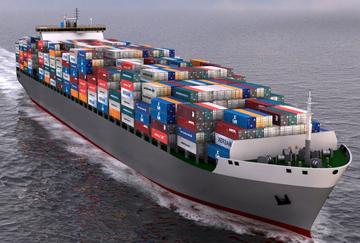 Контейнерные морские перевозки